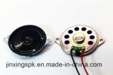 40mm 8ohm 1W 두 배 이어폰 Mylar 스피커