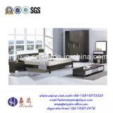 Conjuntos de dormitorio caseros modificados para requisitos particulares del hotel de los muebles del OEM (SH-015#)