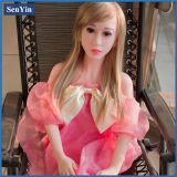 Bambola solida realistica di amore del sesso del silicone di RoHS 148cm