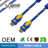 Sipu 1.4V高速HDMIケーブルの銅の音声ケーブル