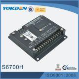 S6700hの発電機の速度調節器の速度のコントローラ