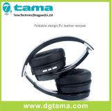 Receptor de cabeza de alta tecnología del auricular de alta fidelidad V4.1 Bluetooth de Bluetooth de la innovación 2016