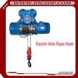 Élévateur électrique de corde de fil d'acier