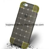Caja tridimensional del teléfono del cedazo del sentido para el iPhone 6