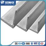 Perfil de extrusão de ângulo em forma de alumínio L de 6063 T5