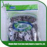 Scale en spirale en acier inoxydable Balle de nettoyage en acier inoxydable