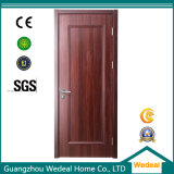 Porta dupla de entrada de madeira maciça para casas