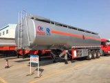 半3つの車軸燃料タンクのトレーラーのタンカーのトレーラー55000リットル