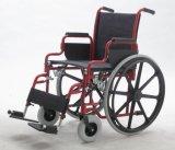 Manual de aço, Foldable, cadeira de rodas, (YJ-017H)
