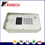 Koontechからの2016年のSIPのドアの電話Knzd-51産業相互通信方式IPのドアベル