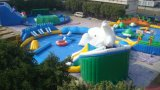 Gioco gonfiabile dell'acqua di estate popolare gigante 2017