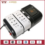 stabilizzatore di tensione di 1500va 220V 110V con la protezione di impulso