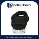 Nouveaux Sandales homme en tissu design PU Black Sandal