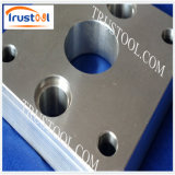 Cnc-maschinell bearbeitenteil-MetallEdelstahl-Teile, die Teile maschinell bearbeiten