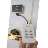 Intérieur imperméable de l'hôtel Verrouillage électronique de porte avec clé électrique