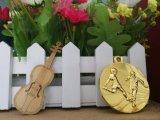 Médailles en alliage de zinc personnalisées du football du football plaquées par or