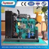 Moteur diesel refroidi à l'eau du cylindre R6105zd de Weichai 90kw 6