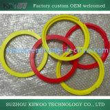 Chemise personnalisée de matériau en caoutchouc de silicones de TPU
