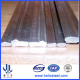 Triangle Semi-Circle Trapézoïdal Cold Drawn Carbon Steel Profiled Bar