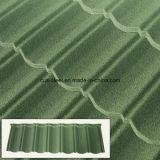Farbige Metalldach-Blatt-/Stein-überzogene Dach-Fliese