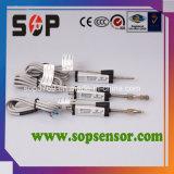Sensore miniatura di alta risoluzione di spostamento del macchinario idraulico