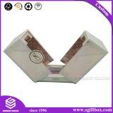 Contenitore di monili impaccante stampato del profumo del cartone del regalo cosmetico del documento