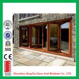 Подгонянная OEM дверь алюминиевого сплава/алюминиевые bifold двери
