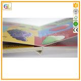Impresión del libro de niños, Boardbook en alta calidad