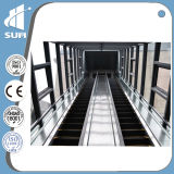 Эскалатор скорости 0.5m/S Ce Approved коммерчески крытый