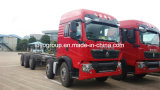 Sinotruk T5g 10X4 Transport-LKWas des Ladung-LKW-Chassis-340HP