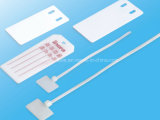 Serre-câble libérable en nylon avec la protection d'UL