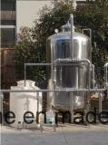Het automatische het Drinken Systeem dat van de Behandeling van de Filter van de Vezel van het Mineraalwater Holle voor het Vullen van het Huisdier het Bottelende Water van de Productie van Machines de Lijn van de Verwerking maakt