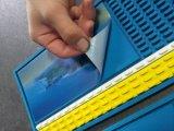 3D Lenticular Mat van de Staaf van pvc van Af:drukken