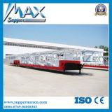 Skeletachtig Type 8 De Semi Aanhangwagen van de Auto-carrier voor Verkoop