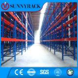 Utilização vertical cremalheira de aço melhorada da pálete do armazenamento