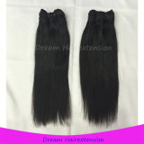 Beste Qualitätsmalaysisches seidiges gerades Haar