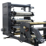 2, 3, 4 colores de impresión flexográfica Máquinas de Ejercicio libro que hace la máquina Cuadernos Sentencia