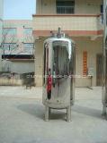 Aço inoxidável 304/316 de tanque de armazenamento sanitário estéril líquido da água