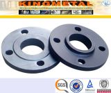 Placa-Tipo flange lisa do aço de carbono do Dn 50 A105n 150#