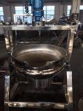 Бак жары бака бака бака 500L нержавеющей стали электрический варя Jacketed