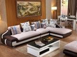 Sofá moderno da tela do projeto da mobília do hotel da sala de visitas (HX-SL046)