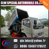 Camion propre de balayeuse de route de machine de vente de rue chaude de Dongfeng Duolika