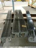 Het Comité Composited van de Honingraat van het aluminium met Stenen Natual