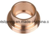 Подгонянные части CNC точности подвергая механической обработке от нержавеющей стали, алюминия, меди
