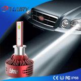 Preço principal H3 de luz de condução do carro do diodo emissor de luz da venda quente auto mais baixo