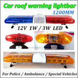 12V imprägniern Warnleuchten-Stab der Polizei-LED