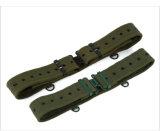 Ceinturon militaire de 3 à 4 degrés et ceinture de toile en coton imprimé sur mesure