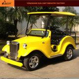 4 Seater elektrisches Weinlese-Auto (Weinlesefahrzeug)
