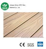 Decking composé en plastique en bois extérieur de Duable WPC