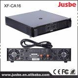 Amplificador de potencia profesional de alta potencia de DJ del audio Xf-Ca16 para la hospitalidad